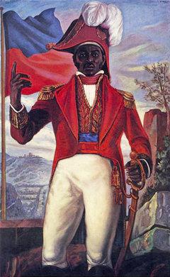 Haití se convierte en el primer país independiente de América Latina.