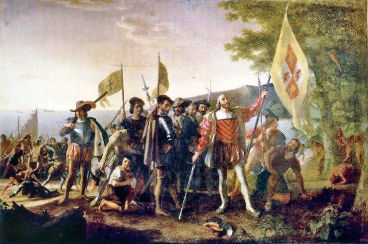 Is there anything christopher columbus the white for Cuarto viaje de colon