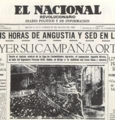 Memoria Politica De Mexico